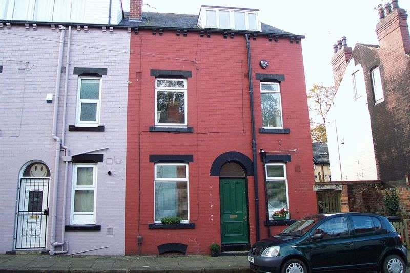 2 Bedrooms Terraced House for sale in Glebe Avenue, Kirkstall, Leeds