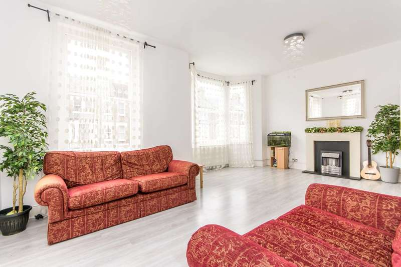 4 Bedrooms Maisonette Flat for sale in Saltram Crescent, Maida Hill, W9