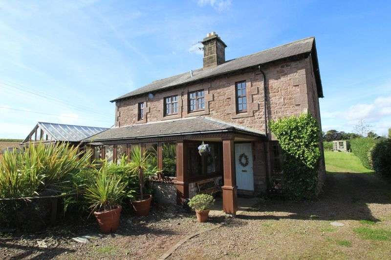 4 Bedrooms Detached House for sale in Fenwick Granary, Berwick-upon-Tweed