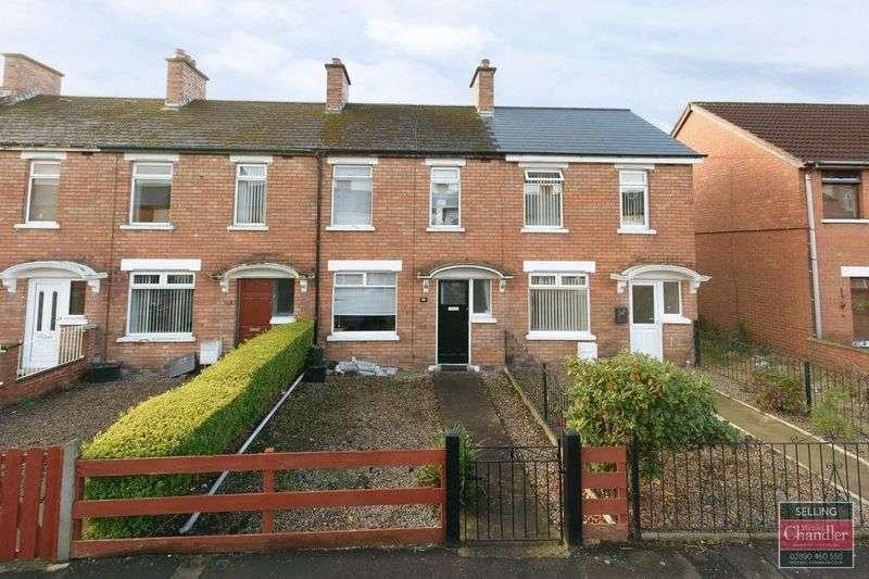 3 Bedrooms Terraced House for sale in 20 Victoria Road, Belfast, BT4 1QU