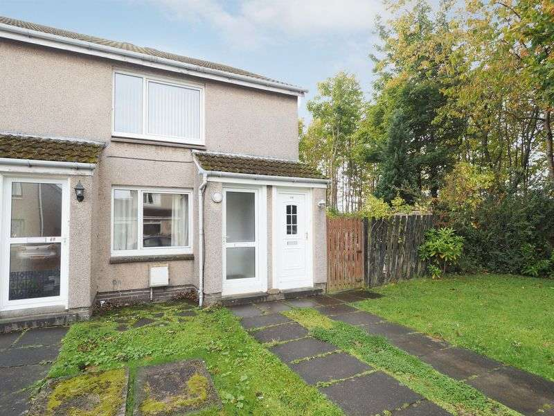 1 Bedroom Flat for sale in 64 Tippet Knowes Road, Broxburn