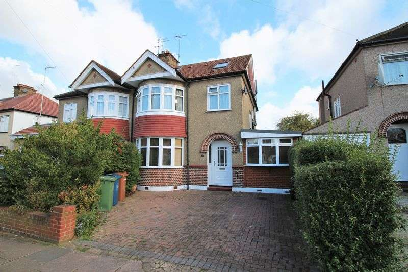 4 Bedrooms Semi Detached House for sale in Alfriston Avenue, Harrow Garden Village