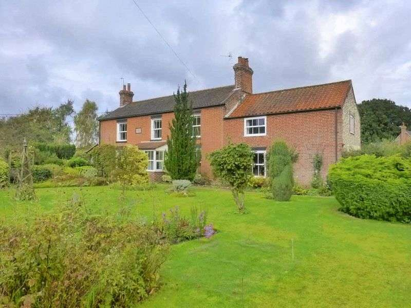 5 Bedrooms Detached House for sale in Stalham Green