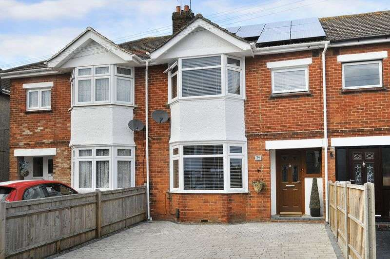 3 Bedrooms Terraced House for sale in Henty Road, Worthing