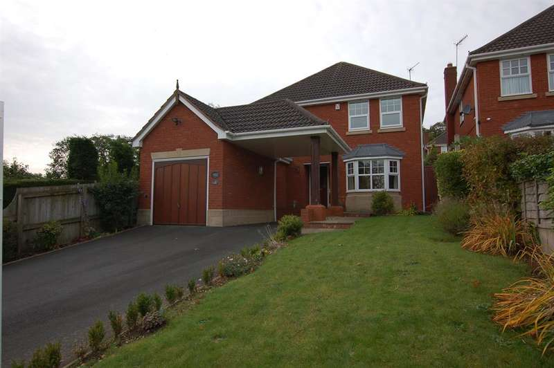 4 Bedrooms Detached House for sale in Clent View Road, Stourbridge, DY8 3JE