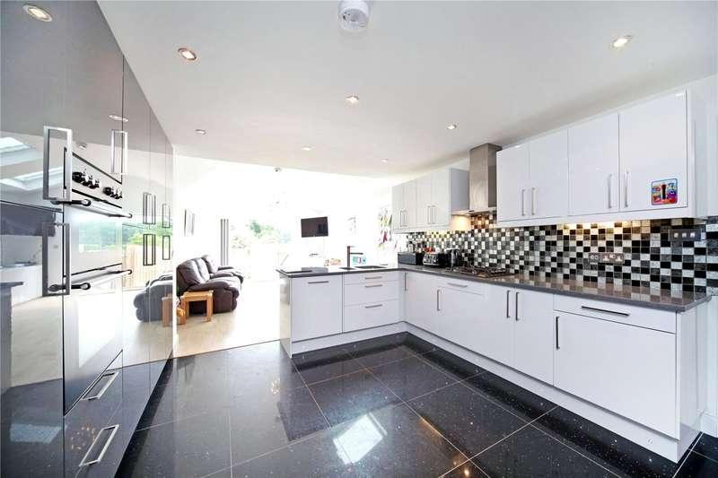 4 Bedrooms Terraced House for sale in St Leonards Road, Windsor, Berkshire, SL4