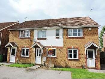 2 Bedrooms Terraced House for sale in Meadowbrown Road, Bobbersmill, Nottingham, NG7 5PH