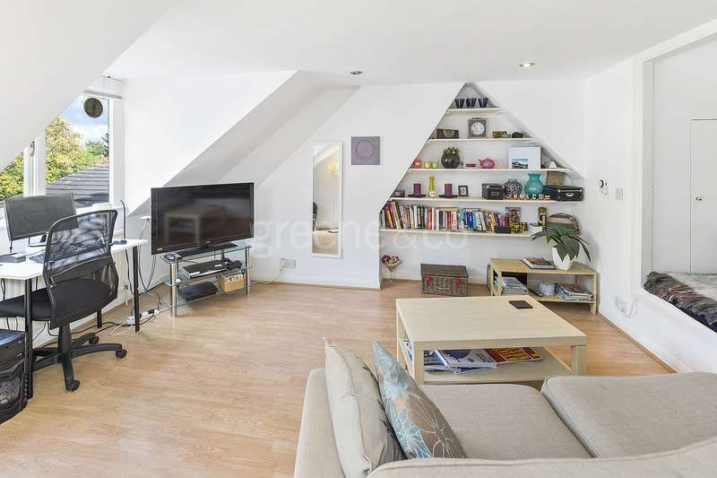 1 Bedroom Flat for sale in Hillfield Road, West Hampstead, London, NW6