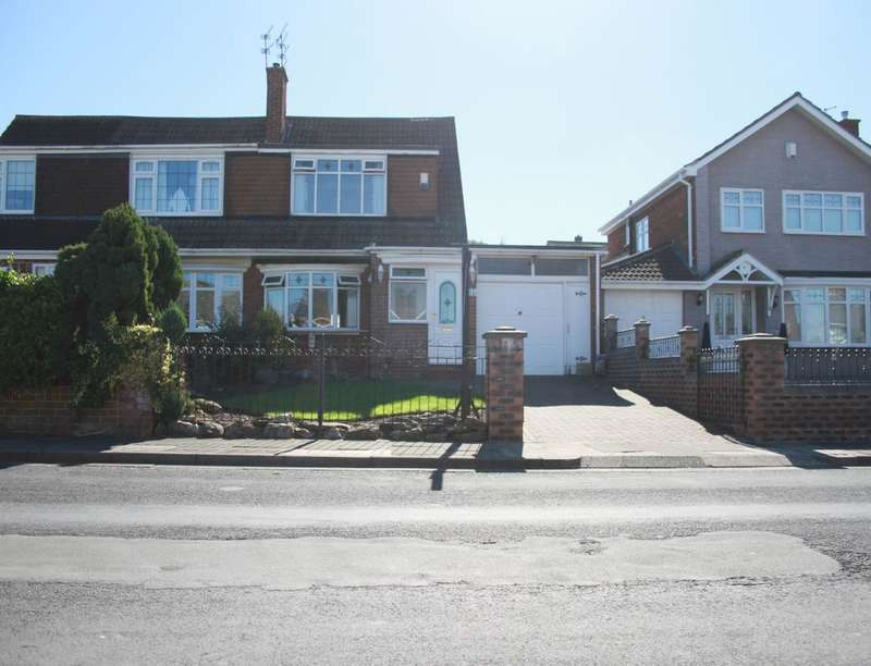 3 Bedrooms Semi Detached House for sale in Guildford Road, Middlesbrough, TS6