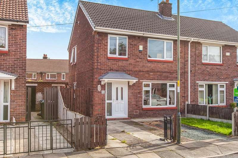 3 Bedrooms Semi Detached House for sale in The Grove, Ince, Wigan, WN2