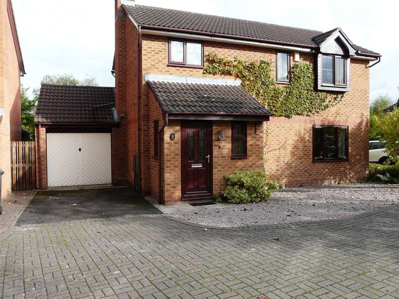4 Bedrooms Detached House for rent in Gripps Common, Cotgrave, NOTTINGHAM