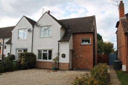 3 Bedrooms Semi Detached House for sale in Oak Road, Tiddington, Stratford-Upon-Avon
