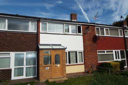 3 Bedrooms Terraced House for sale in Fareham, Hants