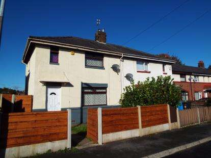3 Bedrooms Semi Detached House for sale in Enville Road, Salford, Greater Manchester, Greater Manchester