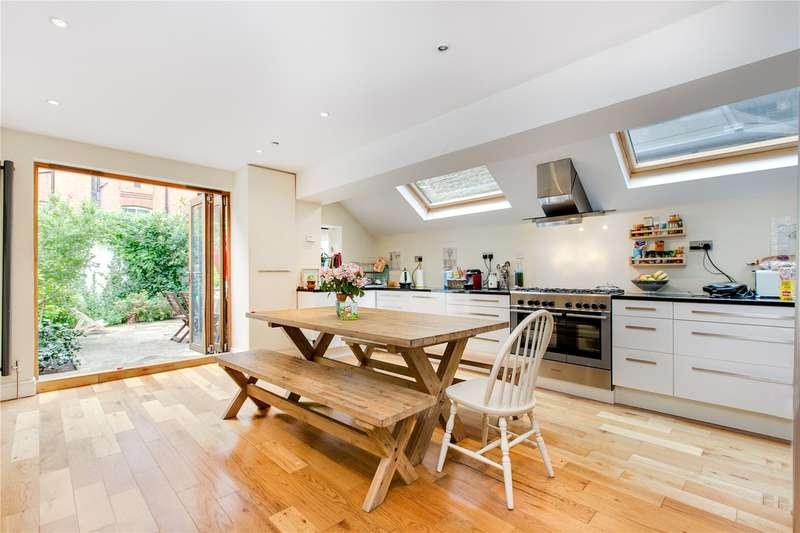 4 Bedrooms Terraced House for sale in Darlan Road, London, SW6