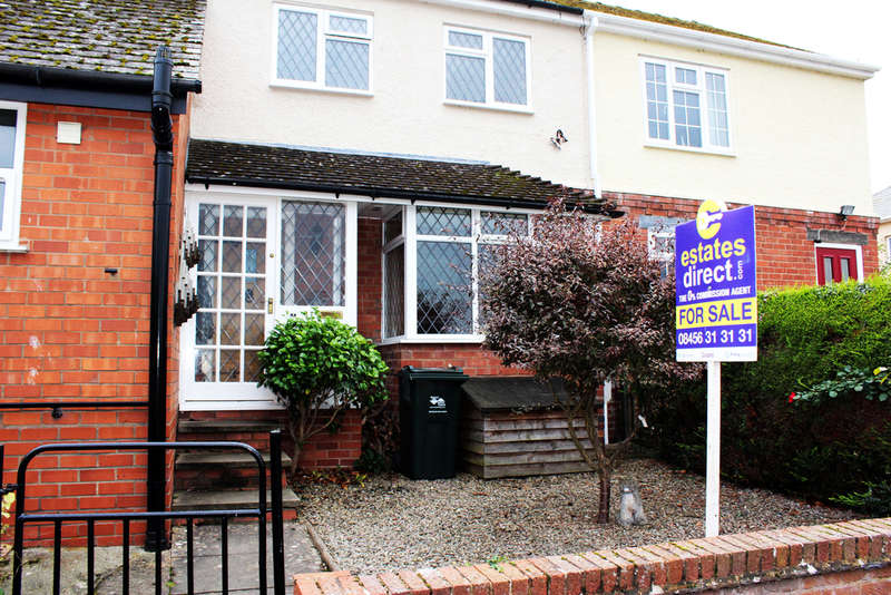 3 Bedrooms Terraced House for sale in The Crescent, Tenbury Wells, Tenbury Wells, WR15