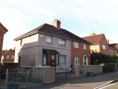 3 Bedrooms Semi Detached House for sale in Chedworth Road, Horfield, Bristol