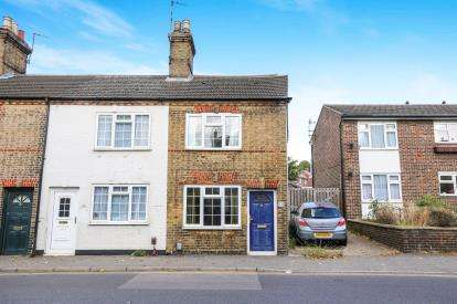 3 Bedrooms End Of Terrace House for sale in High Street, Sandy, Bedfordshire, .