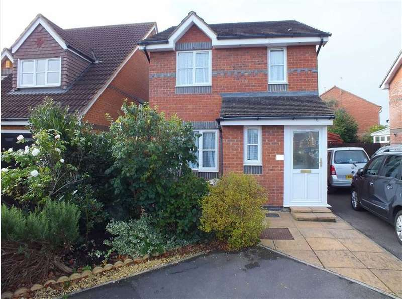 3 Bedrooms Property for sale in Hewitt Close, Trowbridge, Wiltshire, BA14