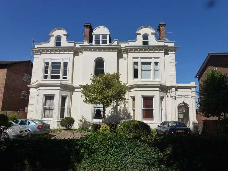 2 Bedrooms Apartment Flat for sale in Binswood Avenue, Leamington Spa, CV32