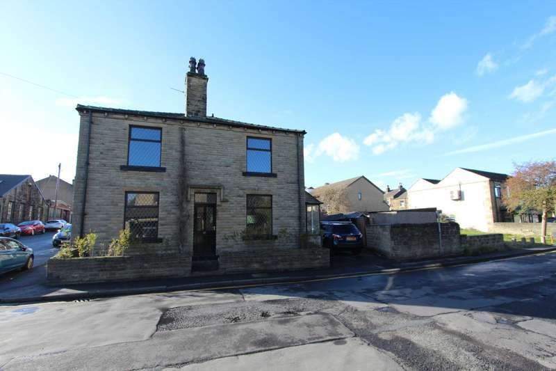2 Bedrooms End Of Terrace House for sale in Northgate, Cleckheaton