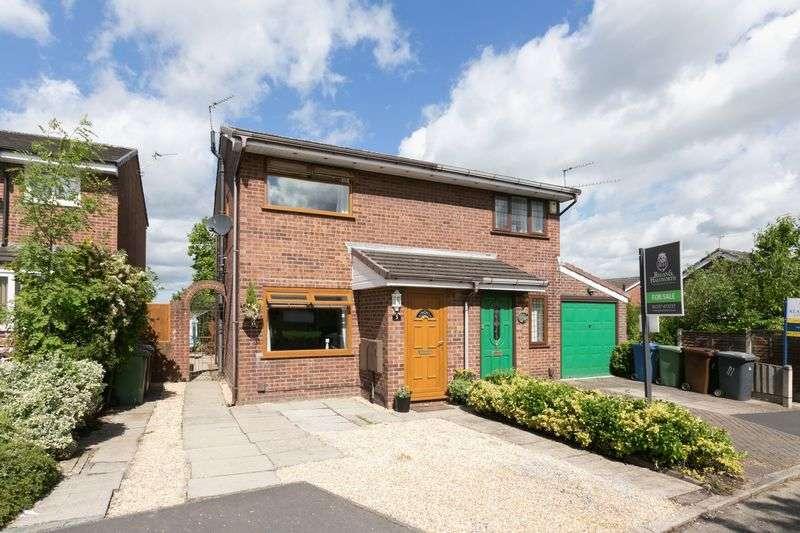 2 Bedrooms Semi Detached House for sale in Woodcroft, Shevington, WN6 8EZ