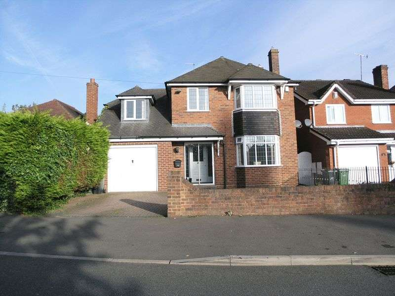 4 Bedrooms Detached House for sale in BRIERLEY HILL, Quarry Bank, Acres Road