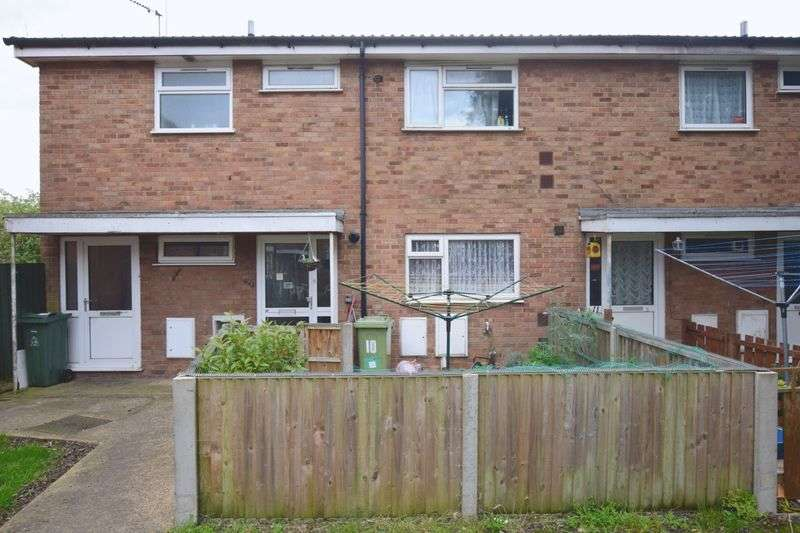 2 Bedrooms Property for sale in Nairn Court, Bletchley, Milton Keynes