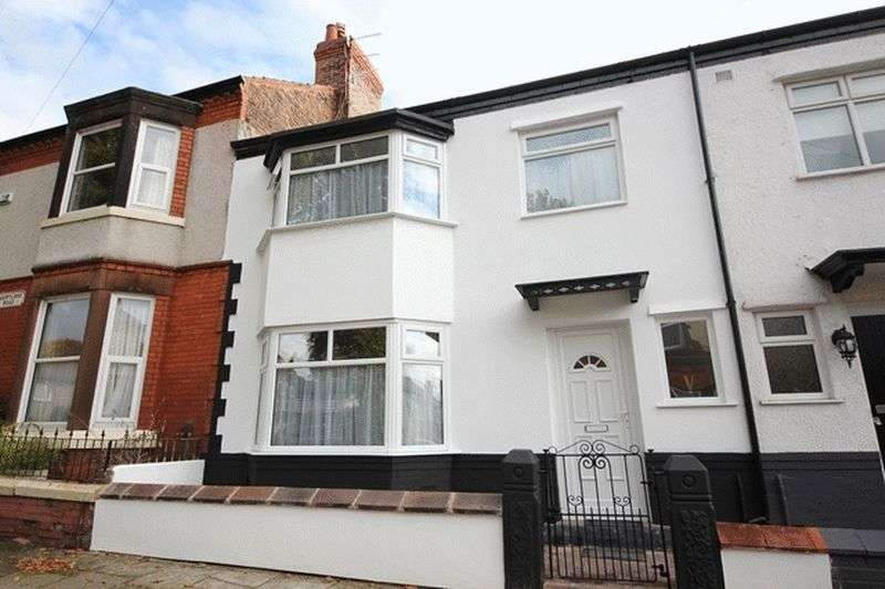 4 Bedrooms Terraced House for sale in Courtland Road, Mossley Hill, Liverpool, L18