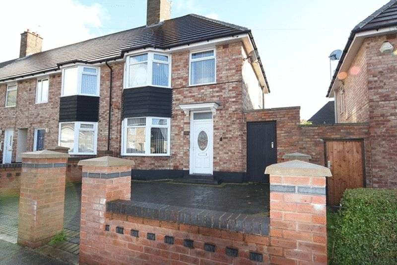 3 Bedrooms Terraced House for sale in Blacklock Hall Road, Speke, Liverpool, L24