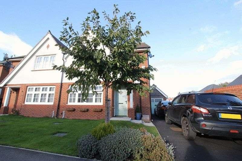 3 Bedrooms Semi Detached House for sale in Evercroft Road, Broadgreen, Liverpool, L14