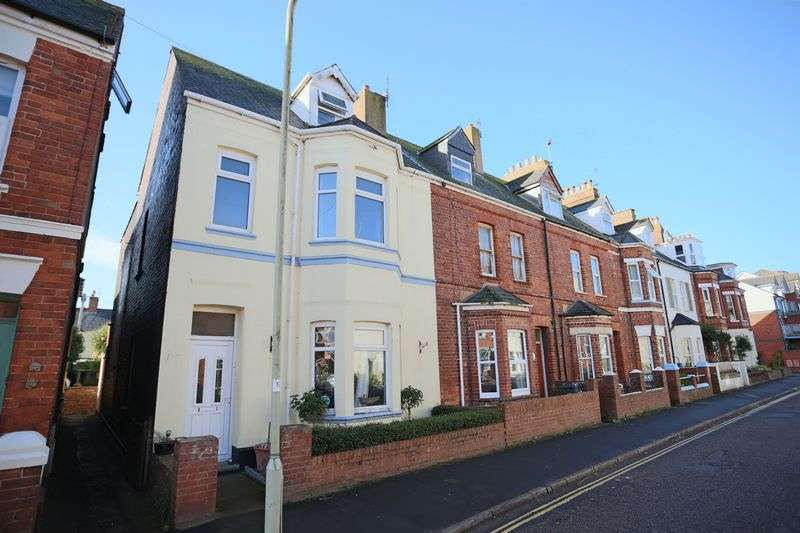 4 Bedrooms Terraced House for sale in OPEN HOUSE - Saturday 29th October - 2pm - 4pm. 37 Camperdown Terrace, Exmouth.