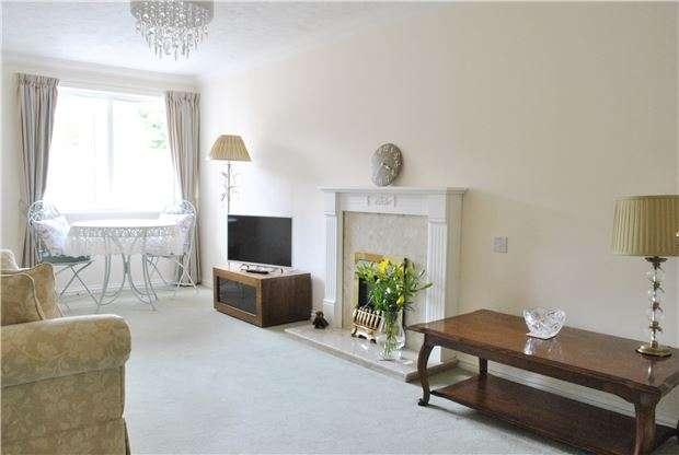 1 Bedroom Flat for sale in Chartwell Lodge, Bishops Down Road, TUNBRIDGE WELLS, Kent, TN4 8AF