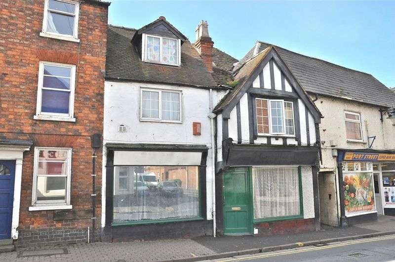 5 Bedrooms Terraced House for sale in Port Street, Evesham, WR11 1AW