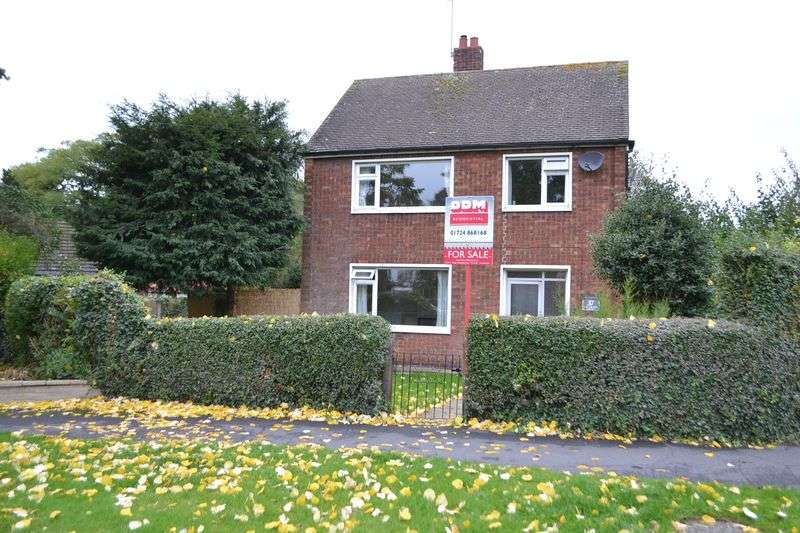 3 Bedrooms Detached House for sale in Vicarage Crescent, Burton-upon-Stather
