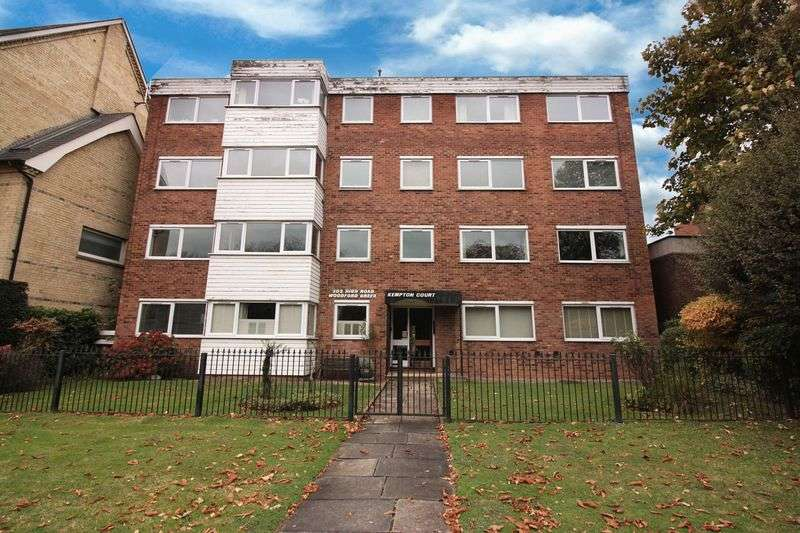 2 Bedrooms Flat for sale in Kempton Court, High Road, Woodford Green