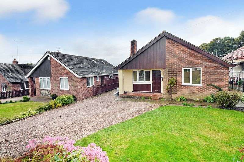 4 Bedrooms Detached Bungalow for sale in West End Avenue, Old Costessey
