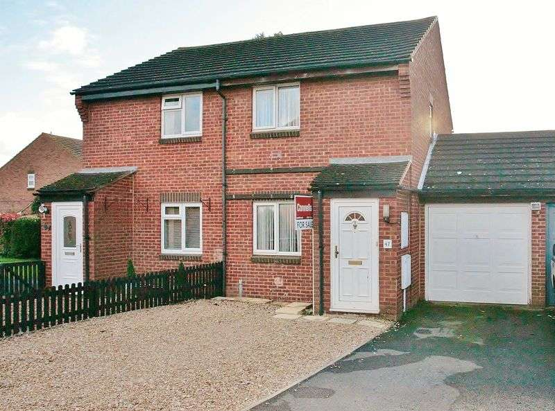 2 Bedrooms Semi Detached House for sale in Leach Road, Wallingford