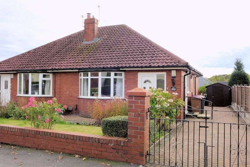 2 Bedrooms Semi Detached Bungalow for sale in Mesne Lea Road, Worsley