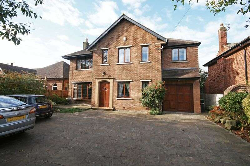 5 Bedrooms Detached House for sale in Hardhorn Road, Poulton-Le-Fylde
