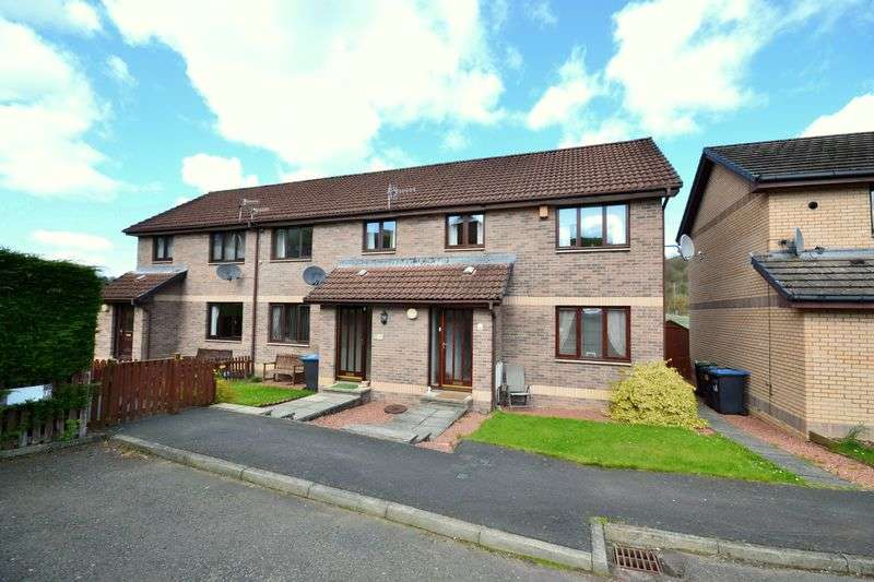 2 Bedrooms House for sale in 13 Wood Street, Galashiels, TD1 1QW