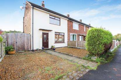 2 Bedrooms End Of Terrace House for sale in Meadow Close, Clifton, Preston, Lancashire, PR4