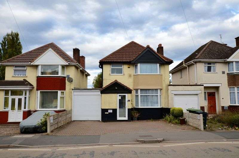 4 Bedrooms Detached House for sale in Penncricket Lane, Oldbury