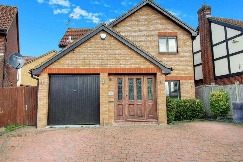 3 Bedrooms Detached House for sale in West Cheshunt , Hertfordshire