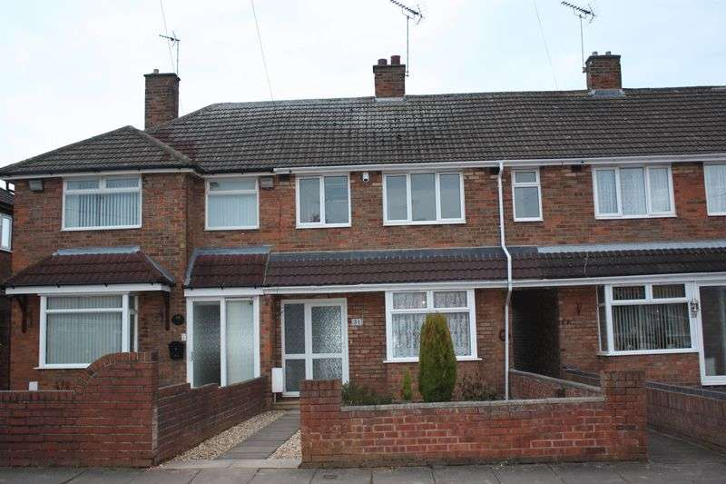 3 Bedrooms Terraced House for sale in Cubbington Road, Coventry