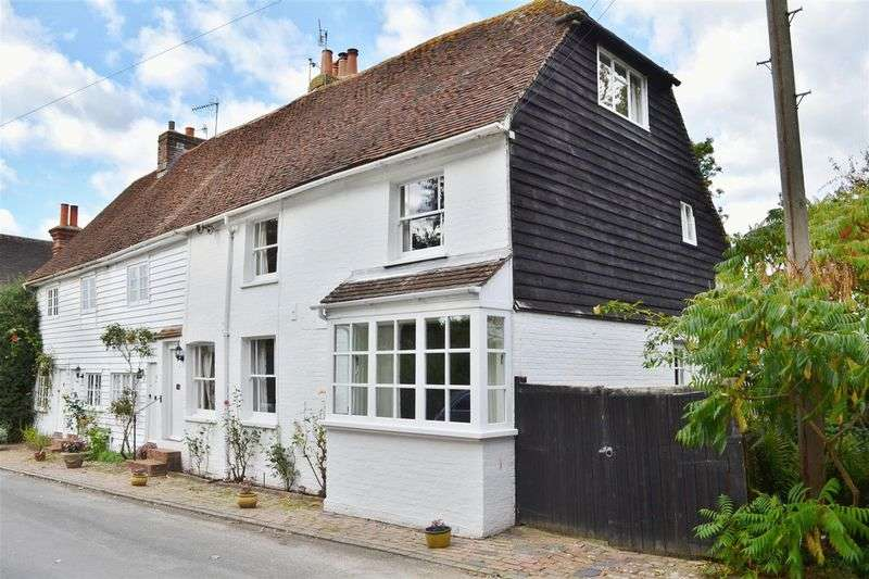 4 Bedrooms Semi Detached House for sale in Church Street, Hartfield