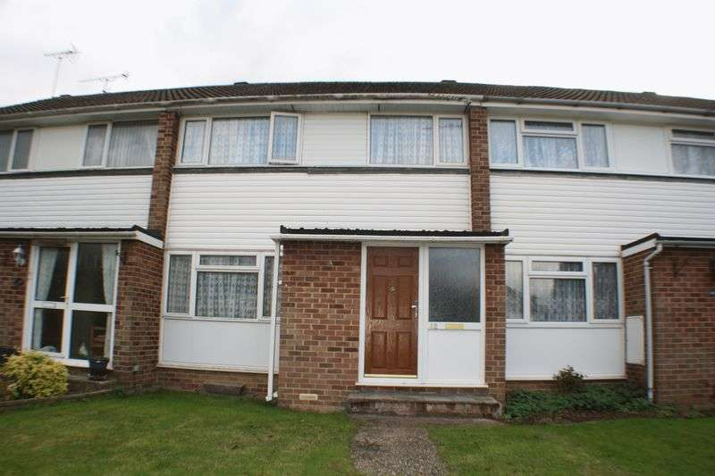 3 Bedrooms Terraced House for sale in Kingfisher Drive, Reading