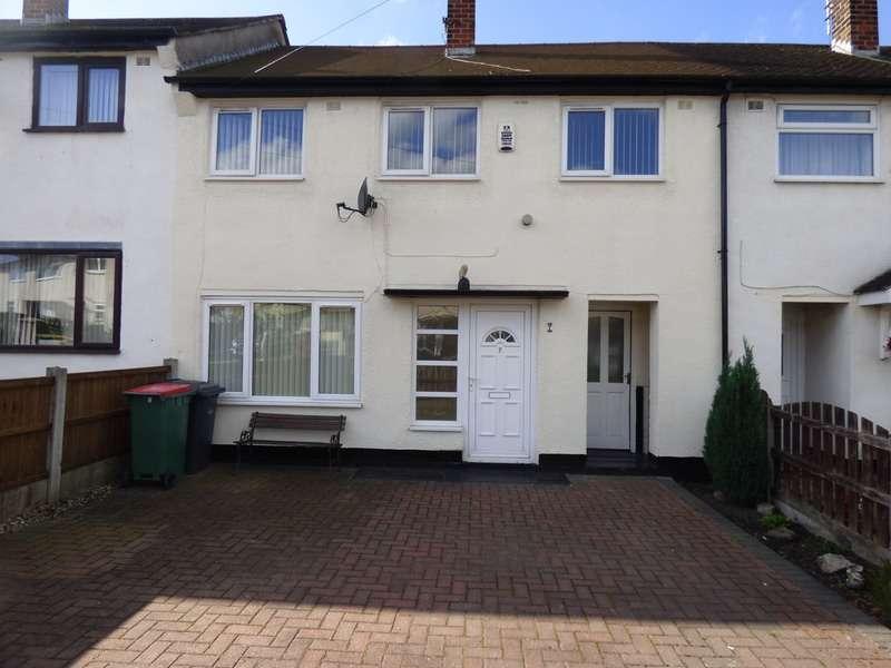 3 Bedrooms Terraced House for sale in kingsdale avenue, preston, Lancashire, PR2