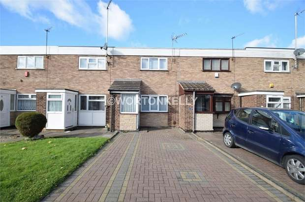 2 Bedrooms Terraced House for sale in Tompstone Road, WEST BROMWICH, West Midlands
