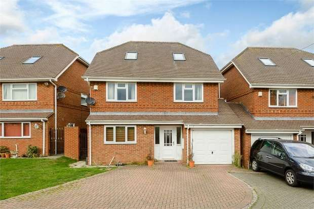 5 Bedrooms Detached House for sale in Forsythia Gardens, Slough, Berkshire